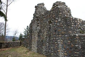 Bowil - Ruins of Alt-Signau