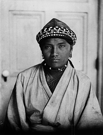 Rukai people - Image: Rukai chief