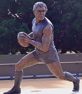 Russell Ebert Australian rules footballer and coach