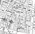 Russia Row and Trump Street 1910s Ordnance Survey map.jpg