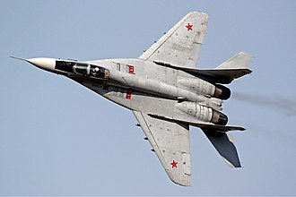 Mikoyan MiG-29 - Russian Air Force MiG-29S