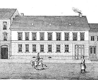 Elizabeth Antonovna of Brunswick - Russian Palace of Horsens