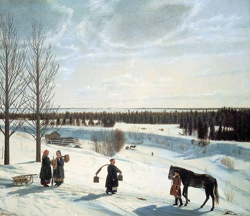 Russian Winter (Nikifor Krylov).jpg