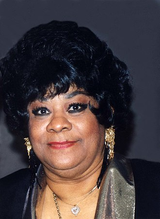 Ruth Brown - Brown in 1996