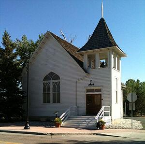 Ruth Memorial Methodist Episcopal Church - Image: Ruth memorial methodist episcopal church