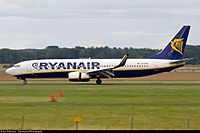 EI-EBH - B738 - Ryanair