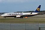 Ryanair, EI-GDZ, Boeing 737-8AS (40984650704).jpg