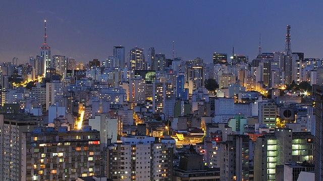 São Paulo downtown