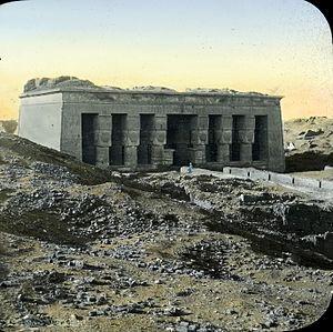 Dendera - Egypt – Denderah