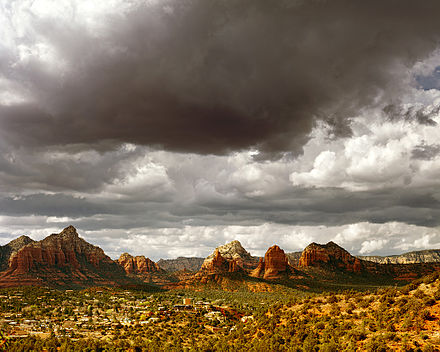 View of Sedona from Schnebly Hill Road SEDONA AZ19.jpg