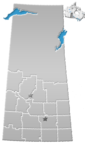 Division No. 17, Saskatchewan - Image: SK census divisions