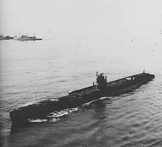 German Type UE II submarine