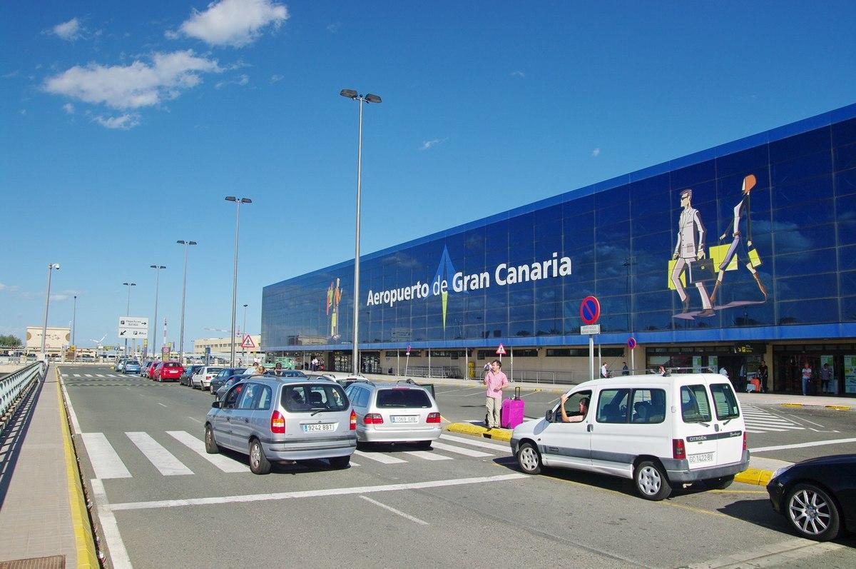 Aeroporto Gran Canaria : Aeroporto di gran canaria wikipedia