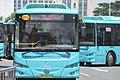 SZ 深圳 Shenzhen Bay Port Terminal 深圳灣口岸 Nanshan bus Stop July 2017 IX1 M506 Skywell.jpg