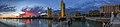 Sacramento River Docks Panorama (26069889862).jpg