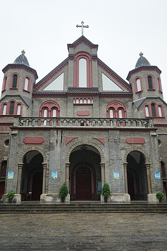 Xuzhou - Cathedral of the Sacred Heart of Jesus, Diocese of Xuzhou