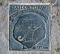 Sailortown plaque, Belfast - geograph.org.uk - 1368176.jpg