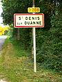 Saint-Denis-sur-Ouanne-FR-89-panneau d'agglo-01.jpg