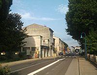 Saint-Féliu-d'Avall - Avenue principale.jpg