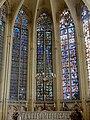 Saint-Germer-de-Fly (60), Sainte-chapelle, vitraux n° 1, 0 et 2.jpg