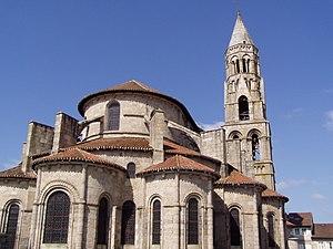 Saint-Léonard-de-Noblat - Saint-Léonard Church