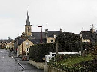 Saint-Michel-de-Plélan Commune in Brittany, France