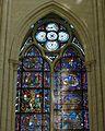 Saint-Sulpice-de-Favières (91) Église Vitrail 01.jpg