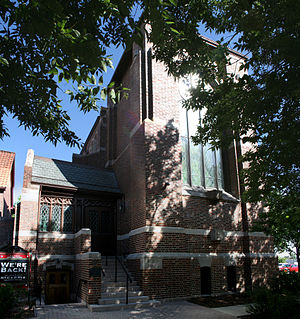 St. Andrew's Episcopal Church (Denver, Colorado) - Image: Saint Andrews Episcopal Church