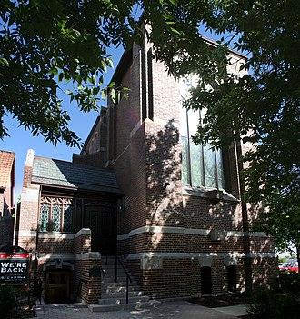St. Andrew's Episcopal Church (Denver, Colorado) - Image: Saint Andrews Episcopal Church