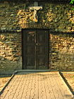 Saint Anthony of Padua church in Dąbrowa Górnicza - door.jpg