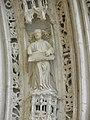 Saintes (17) Cathédrale Saint-Pierre Portail occidental 06.JPG