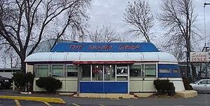 Salem Diner - Image: Salemdiner