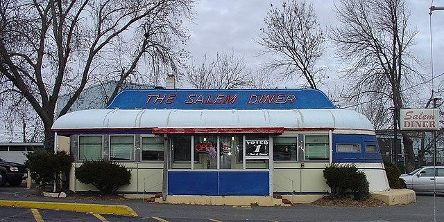 Salem Diner, Salem, MA | One of only 2 operating Sterling St… | Flickr