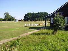 Salfords Cricket Club. - geograph.org.uk - 200863.jpg