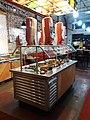 Salsa bar at the District Taco on Pennsylvania Ave..jpg