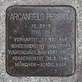Salzburg - Elisabeth-Vorstadt - Südtirolerplatz Stolpersteine Hauptbahnhof - Arcangelo Pesenti.jpg