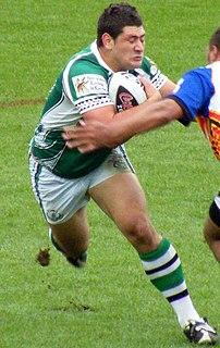 Sam McKendry New Zealand rugby league player