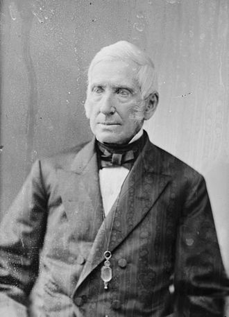 Pennsylvania's 6th congressional district - Image: Samuel Augustus Bridges Brady Handy