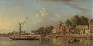 The Thames at Twickenham