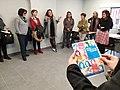San Blas-Canillejas estrena el Espacio de Igualdad Lucía Sánchez Saornil 02.jpg