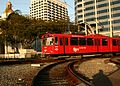 San Diego Red Trolley ( Train ).jpg