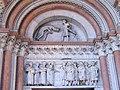San Martino, Lucca, Italy - facade detail 2.JPG