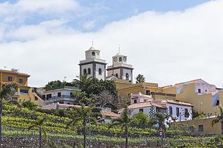 Ла-Матанса-де-Асентехо,  Канарские Острова, Испания