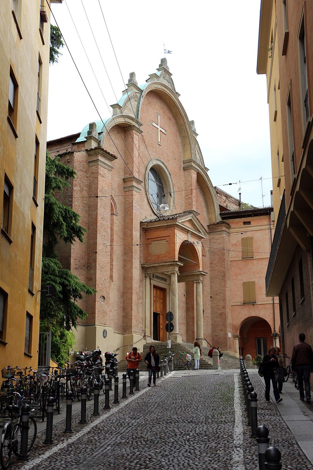 San Giovanni In Monte Bologna Wikipedia