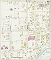 Sanborn Fire Insurance Map from Spencer, Worcester County, Massachusetts. LOC sanborn03857 003-10.jpg