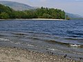 Sandy bay Loch Lomond - geograph.org.uk - 423001.jpg