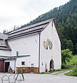 Sankt Magdalena im Halltal, Kirche 2016-07.jpg
