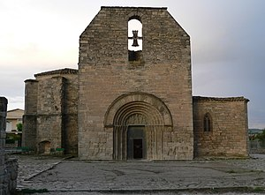 Santa Coloma de Queralt - Santa Maria de Bell-lloc.