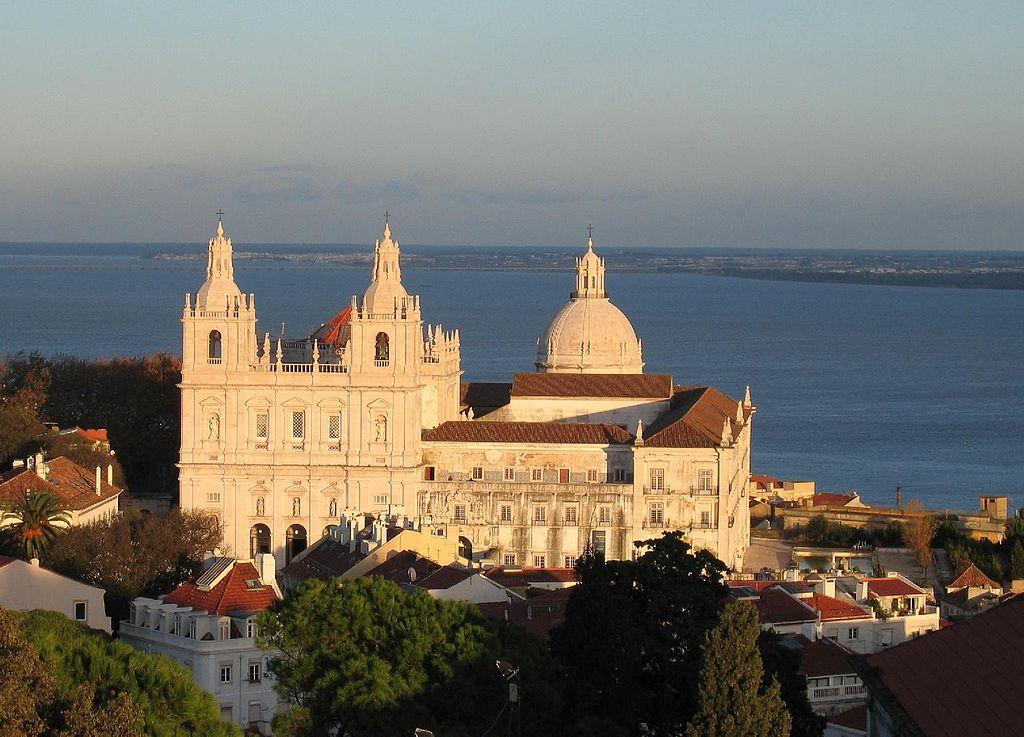 Monaterio San Vicente de Fora