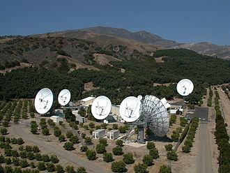 Robert Briskman - The Santa Paula, California Earth Station, designed by Briskman